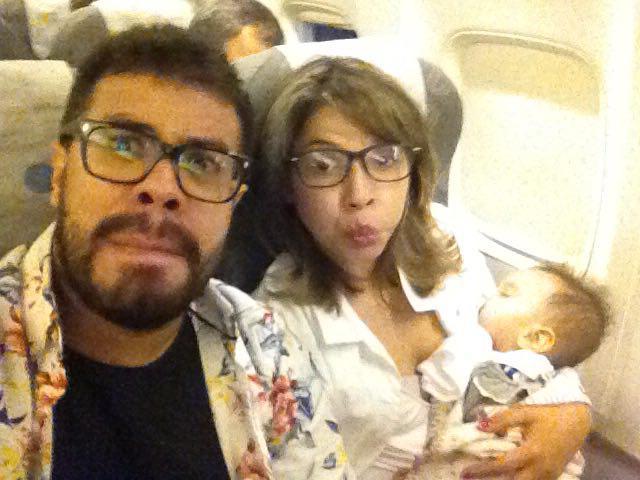 família avião