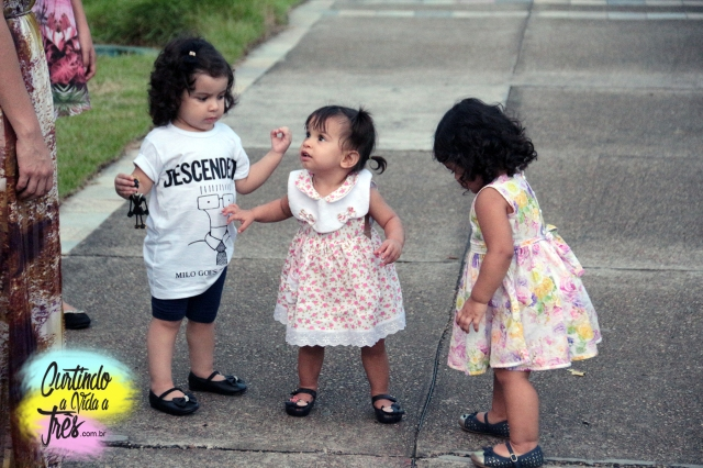 Renata, Luna e Estela
